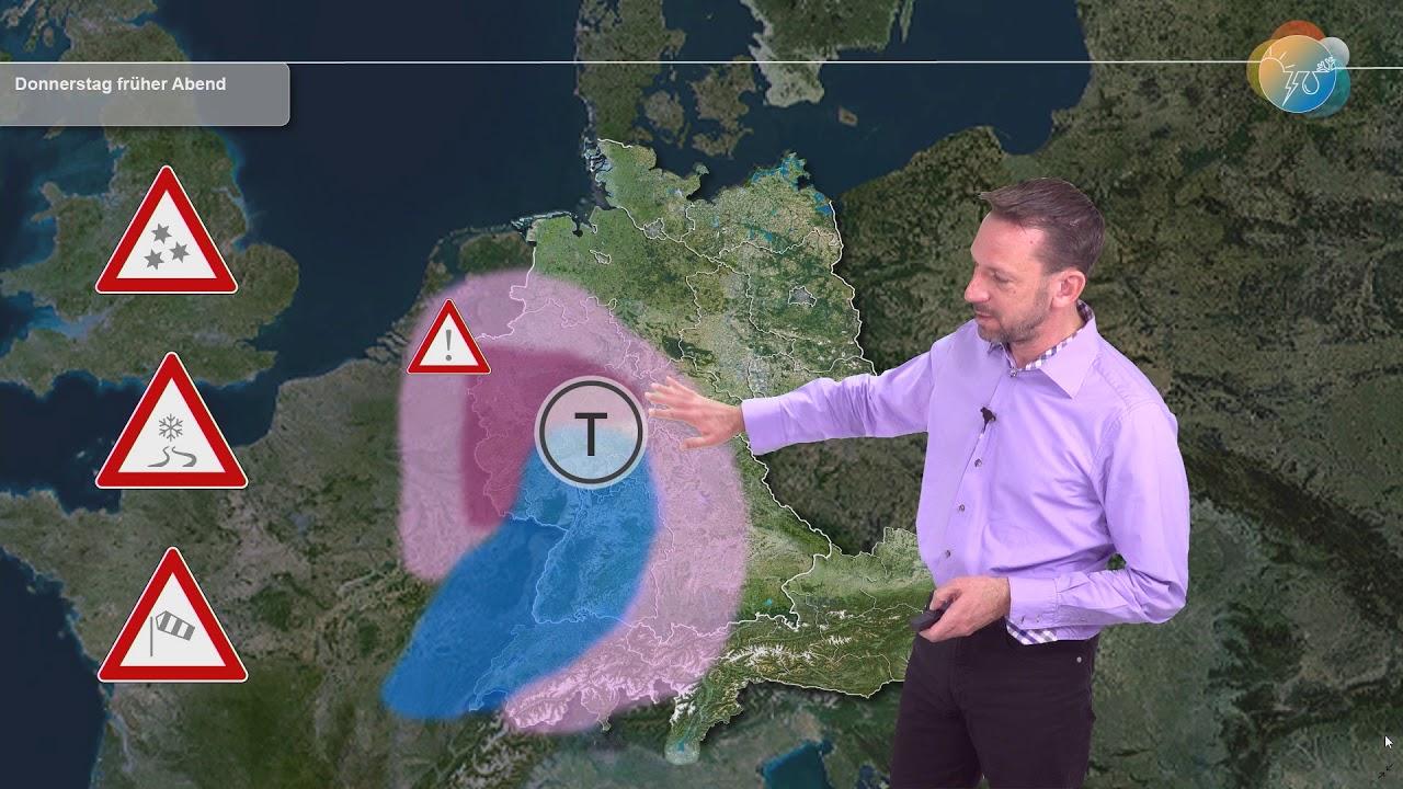 Wann kommt wo wie viel Schnee? Tief BIANCA bringt Regen, Schnee und Sturm!