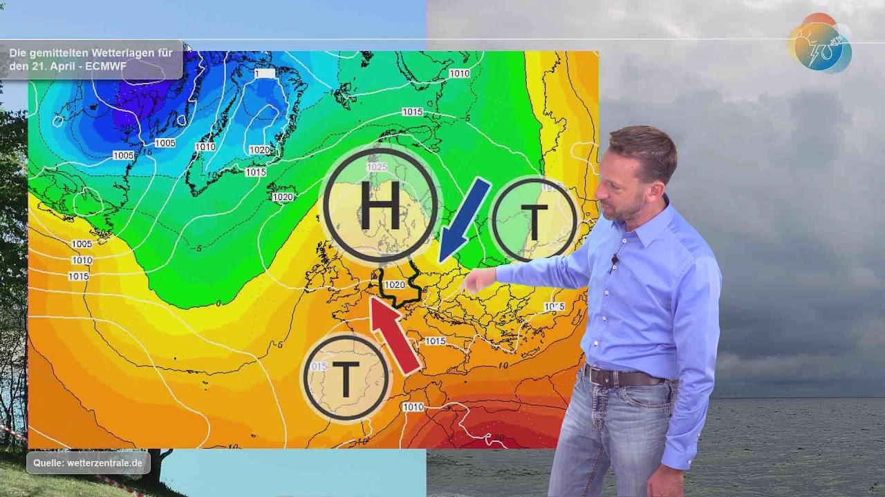 Gibt es 30 Grad? Einschätzung. Wettervorhersage.