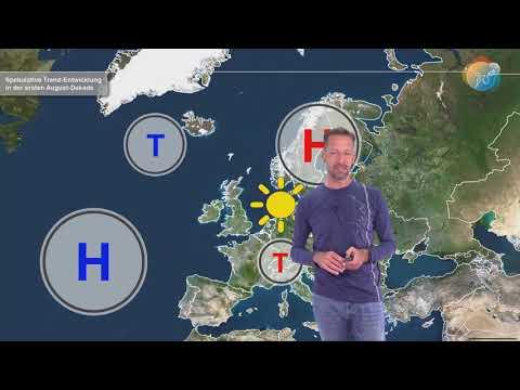 Wie Wird Das Wetter Im August