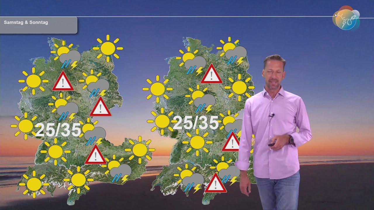 Wo Ist Nächste Woche Schönes Wetter