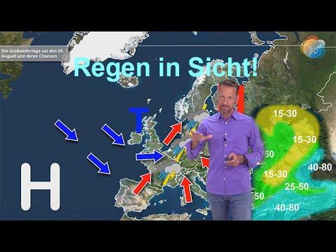 Regenprognose Mv