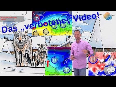 Das verbotene Video: CFS = ein halbes Jahr Winter? Viel Hochdruck im Winter 2020/21?